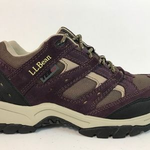 LL Bean TEK 2.5 Hiking Trail Boots Shoes Women 7.5